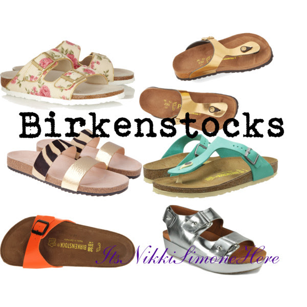 Rock or Not: Birkenstocks