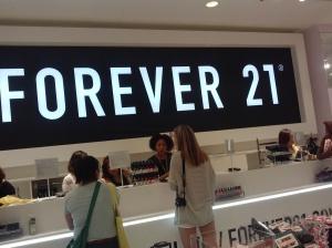 Brand New Forever 21. Gorg!